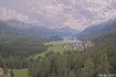 View form Hotel Suvretta House St. Moritz