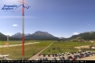 Samedan II - Flugplatz Richtung Ost