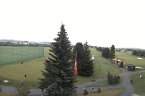 Ausblick Golfplatz Samedan