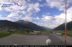 Samedan I - Flugplatz Richtung West
