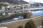 St. Moritz mit St. Moritzersee