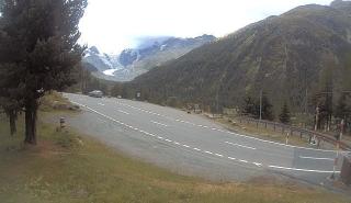 Montebello-Kurve, Morteratsch