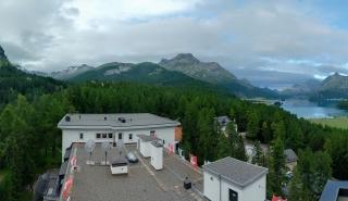 Panoramacam Sils Maria, Engadin