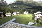 View from Hotel Nira Alpina