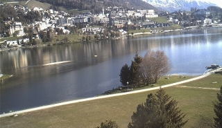 St. Moritzersee - White Turf Village