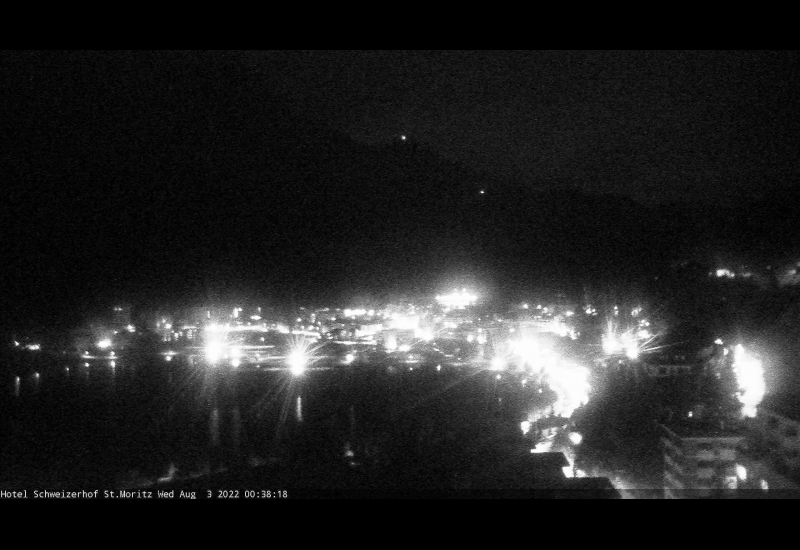 Webcam St. Moritz Bad